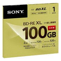ソニー録画用BD-RE XL 520分3層2倍速 100GB 1枚パック BNE3VCPJ2 1パック(1枚入)