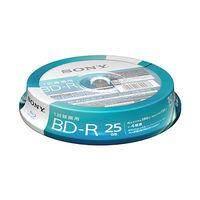 SONY 録画用ブルーレイ BD-R 130分1層4倍速10BNR1VJPP4 白 10BNR1VJPP4 1パック(10枚入)