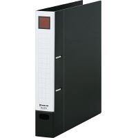 キングジム レバーリングファイルDタイプ A4タテ 背幅47mm 黒 6873クロ 1箱(10冊入)