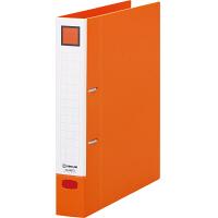 キングジム レバーリングファイルDタイプ A4タテ 背幅47mm オレンジ 6873オレ 1箱(40冊)