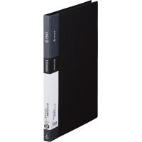 キングジム シンプリーズZファイル 黒 A4タテ 578SPクロ 1箱(40冊)