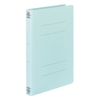 コクヨ フラットファイルW厚とじ A4タテ 30冊 ブルー フ-W10NB
