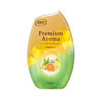 エステー お部屋の消臭力プレミアムアロマ オレンジ&ベルガモット 1個