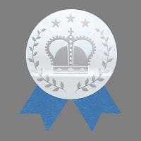 タカ印 ギフトシール 王冠 22-4045 1袋(4片×25シート)