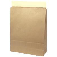 ササガワ 宅配袋 大 未晒 32-1464 1袋(50枚入)(取寄品)