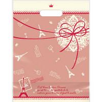 デコラパック パリ 大 レッド 1袋(50枚入) タカ印 (取寄品)
