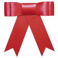 タカ印 プレーンタイリボン 赤 業務用 35-6865 1袋(50個)