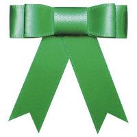 タカ印 プレーンタイリボン 緑 業務用 35-6866 1袋(50個)