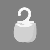 タカ印 ワンタッチフック 37-540 1袋(10個×10シート) (取寄品)