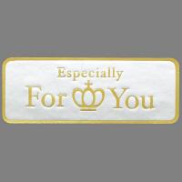 タカ印 アドテープ For You 王冠 21-90 1袋(500片入) (取寄品)