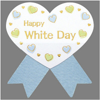タカ印 機械貼ギフトシール100P ホワイト 22-4022 1袋(4片×25シート)