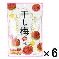 【アウトレット】壮関 干し梅 肉厚・種抜き 1セット(25g×6袋)