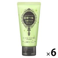 ロゼット 洗顔パスタ 海泥スムース(毛穴対策) 120g×6個