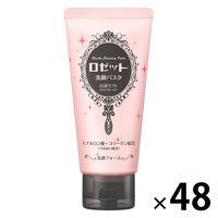 ロゼット 洗顔パスタ 白泥リフト(ハリ対策) 120g×48個