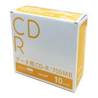 データ用CD-R 10枚 プリント