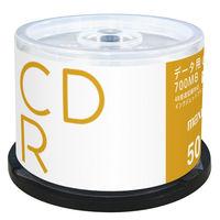 データ用CD-R 50枚 プリント