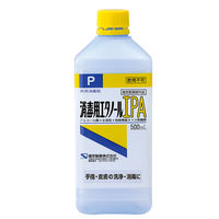 消毒用エタノールIPA 500mL スプレーなし 健栄製薬