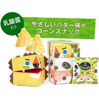 コイケヤどうぶつえんやさしいバター味4箱