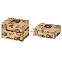 缶コーヒー 特定保健用食品(トクホ) ヘルシアコーヒー 微糖ミルク&無糖BLACK(ブラック)セット 185g 1セット(90缶:微糖×2箱、無糖×1箱) 花王
