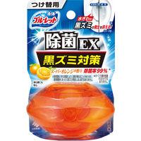 液体ブルーレットおくだけ除菌EX トイレタンク芳香洗浄剤 つけ替え用 スーパーオレンジ 70ml 小林製薬