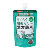 龍角散 らくらく服薬ゼリー漢方薬用(コーヒーゼリー風味) 1袋