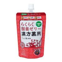 龍角散 らくらく服薬ゼリー漢方薬用(いちごチョコ風味) 1袋