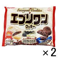 エブリワンクッキー バニラ&ココア 2袋