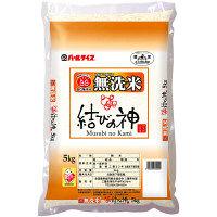新米【無洗米】三重県産 結びの神 5kg