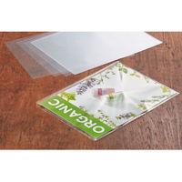 アスクル OPP袋(シールなし)A4用 簡易包装 1セット(10000枚:5000枚×2箱)