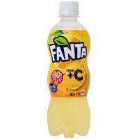 ファンタ レモン+C 490ml 24本