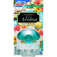 液体ブルーレットおくだけアロマ トイレタンク芳香洗浄剤 本体 リフレッシュアロマの香り 70ml 小林製薬