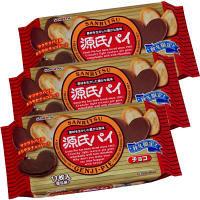 三立製菓 源氏パイチョコ 3袋