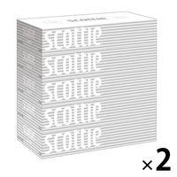 スコッティティシュー200組(2パック)