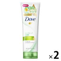 ダヴ(Dove) ディープピュア 洗顔料 130g×2個 ユニリーバ