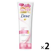 ダヴ(Dove) クリアリニュー 洗顔料 130g×2個 ユニリーバ