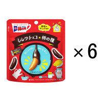 亀田の柿の種 ミルクチョコ 6袋