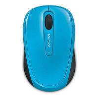 マイクロソフト 無線マウス シアンブルー