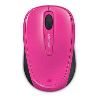 マイクロソフト WirelessMobileMouse3500 ピンク GMF-00287 1個