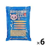 NEWトップサンド21 6L 1ケース(6袋) サンメイト