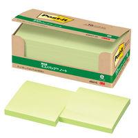 ポスト・イット(R) エコノパック(TM) ノート 再生紙 6541-G