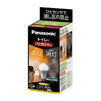 人感LED電球 40W E26 電球色