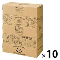 ティッシュペーパー 180組(5箱)×10パック エルモア Kazaru×Krafty ラインアート 1ケース(50箱)