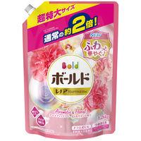 ボールド プラチナフローラル プラチナフローラル&サボンの香り 詰め替え 超特大 1.26Kg 洗濯洗剤 P&G