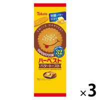 東ハト ハーベストバタートースト 1セット(3袋入)