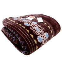 昭和西川 2枚あわせ毛布