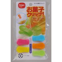 ダイヤ お菓子クリップ 5コ入