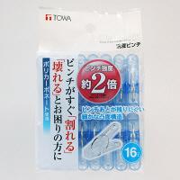 CLR 洗濯ピンチ16P 3個 東和産業 (取寄品)
