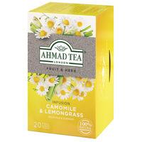 【アウトレット】AHMAD TEA カモミール&レモングラス 1箱(20袋入)