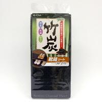 BCS 竹炭 靴箱シート 3個 東和産業 (取寄品)