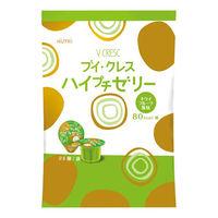 ブイ・クレス ハイプチゼリーキウイフルーツ風味 1ケース(6袋) (取寄品)